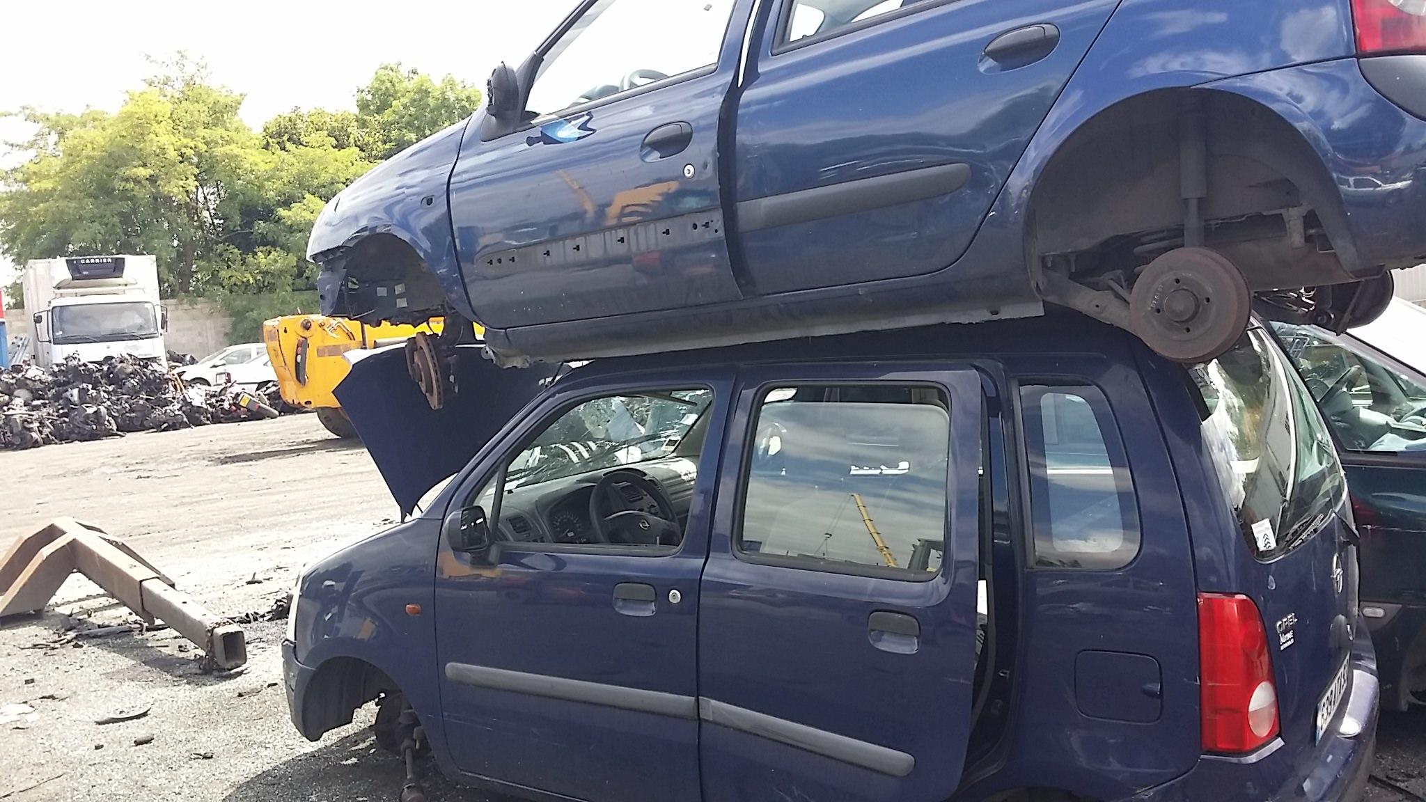 Enlevement fers et metaux auto 95 epaveo 061818 88 17 for Garage auto bobigny