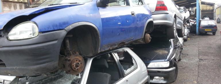 enlevement voiture epave pour casse sevres