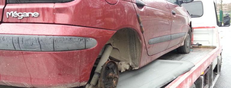 enlevement voiture epave casse bois colombes