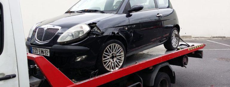 remorquage dépannage voiture 78 Yvelines