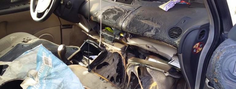 enlevement voiture pour la destruction Cravent 78270