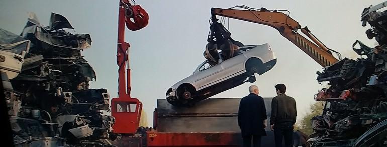 enlevement vehicule pour la casse a versailles