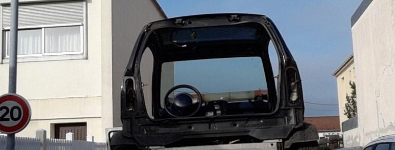 enlevement voiture scooter camion epave panne accidenté gagé brulée hors service pour pieces gratuit les mureaux