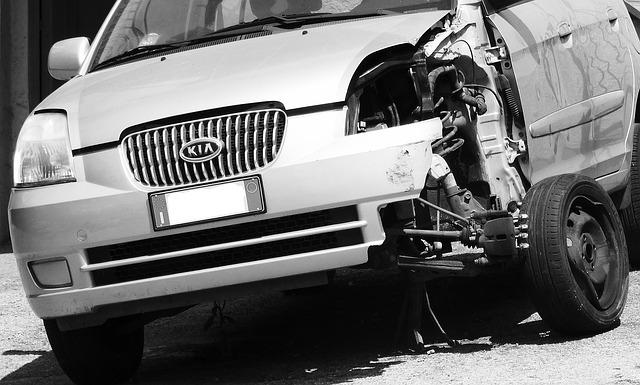 rachat de voiture gagée accidentée épave Paris