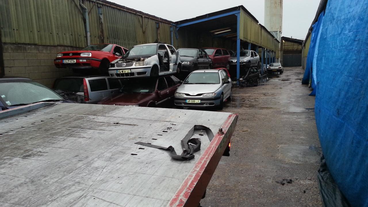 Rachat voiture epave hs panne accidentee gagee Pierrefitte-sur-Seine